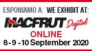MACFRUT 2020 - Fiera di Rimini dall'8 al 10 settembre