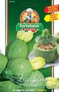 Zucchino tondo chiaro