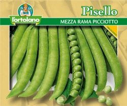 PISELLO mezza rama Picciotto