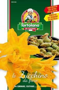 ZUCCHINO Striato d'Italia (da Fiore)