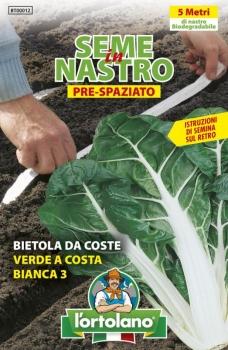 BIETOLA DA COSTE Verde a Costa Bianca 3