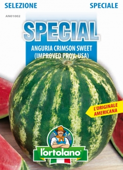 ANGURIA Crimson Sweet (Improved Prov. USA)