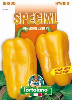 PEPERONE Zebo F1