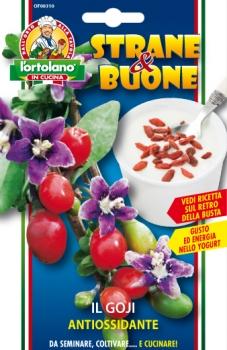 Goji antiossidante