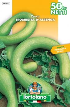 ZUCCA Trombetta d'Albenga