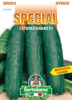 CETRIOLO Rambo F1
