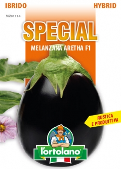 MELANZANA Aretha F1
