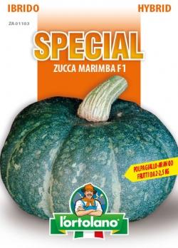 ZUCCA Marimba F1