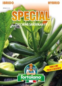 ZUCCHINO Sandokan F1