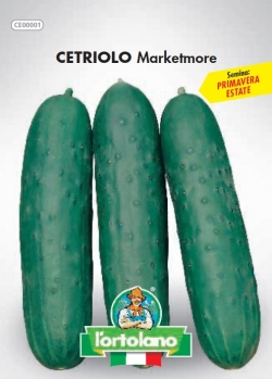 CETRIOLO Marketmore