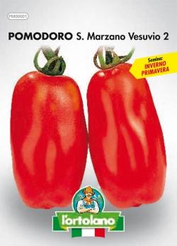 POMODORO S. Marzano Vesuvio 2