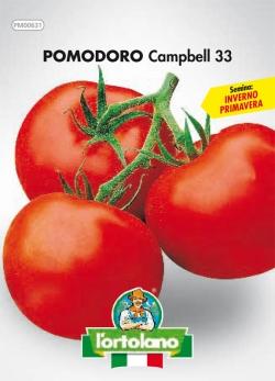 POMODORO Campbell 33