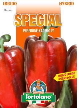 PEPERONE Kadmio F1