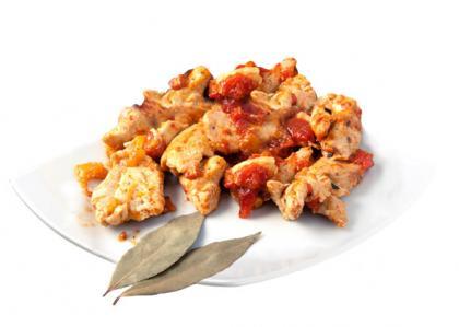 Pollo al peperoncino